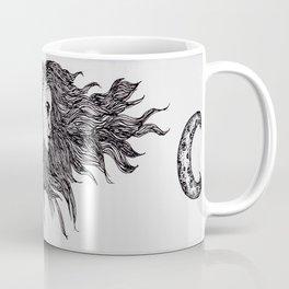 Night and Day Goddess Coffee Mug