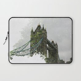 Tower Bridge in London Laptop Sleeve