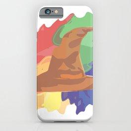 Magic cute Hat iPhone Case