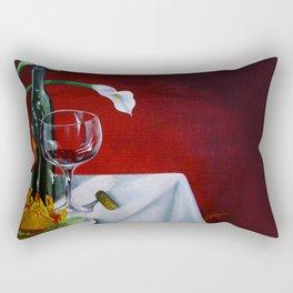 Fine Wine Rectangular Pillow