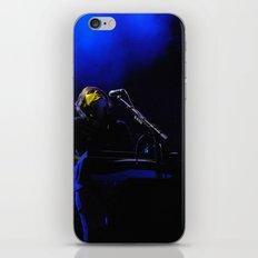 tegan 3 iPhone & iPod Skin