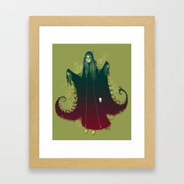 3 Witches Framed Art Print
