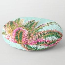 Fiesta palms Floor Pillow