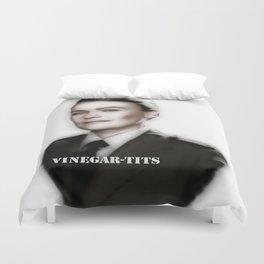 VINEGAR-TITS Duvet Cover