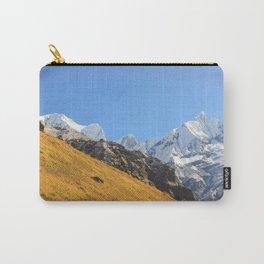 Annapurna mountain range Carry-All Pouch