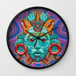 +K7 Xochicoatl Wall Clock