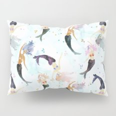 Mermaids Pillow Sham
