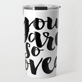 Nursery Decor You Are So Loved Nursery Printable Typographic Wall Art Typography Phrase Mini Learner Travel Mug