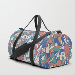 Electric People Duffle Bag