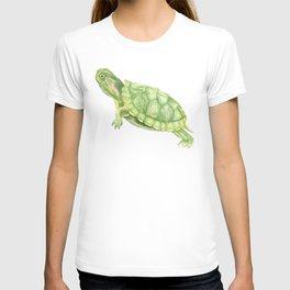 Turtle Watercolor T-shirt