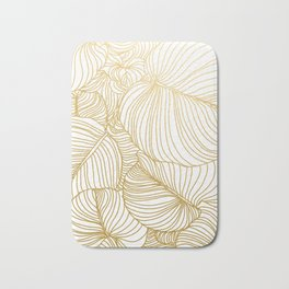 Wilderness Gold Bath Mat