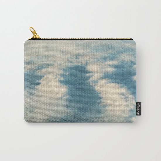 Cloud Sea Carry-All Pouch