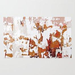 Blush Abstract 01 Rug