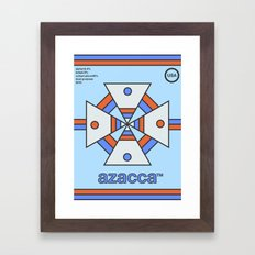 azacca single hop Framed Art Print