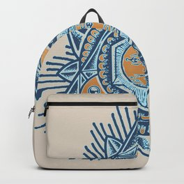 Alyson Sacred Trinity Sun 2 Backpack