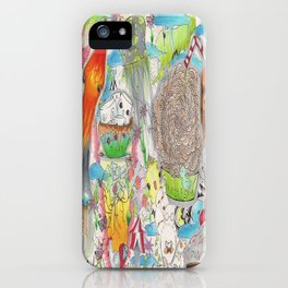 CompleteChaos iPhone Case