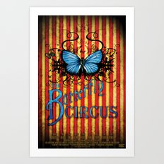 The Butterfly Circus Official Movie Poster Art Print