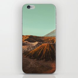 Bromo volcano, Indonesia iPhone Skin