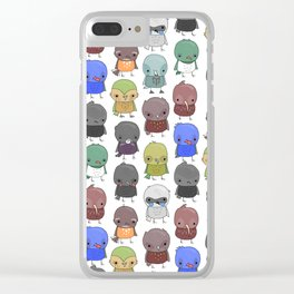 NZ Birdz Clear iPhone Case