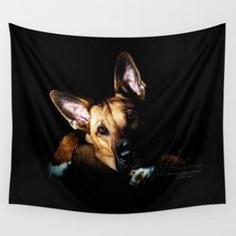 Tanner 2 Wall Tapestry