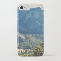 yosemite iPhone & iPod Cases featuring yosemite by anjastensrud
