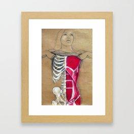Revealed Framed Art Print