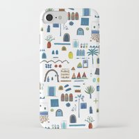 morocco iPhone & iPod Cases featuring Morocco Sketch by Nic Squirrell
