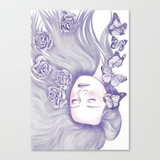 Always Dreamer Canvas Print