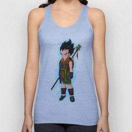 Kid Vegeta Unisex Tank Top
