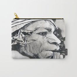 Papua Flute Player III Carry-All Pouch