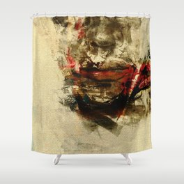 The Human Race Shower Curtain