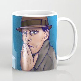 He's called Mugwump Coffee Mug