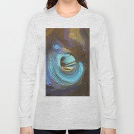 Abstract Mandala 124 Long Sleeve T-shirt
