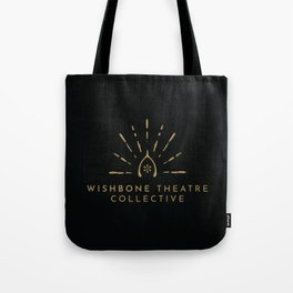 Wishbone Tote Gold/Carbon Tote Bag