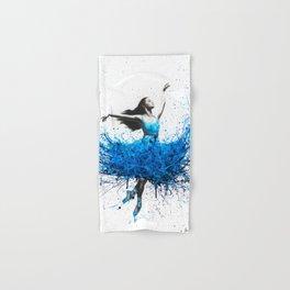 Ocean Ballet Hand & Bath Towel