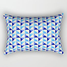 Diamonds Pattern Rectangular Pillow
