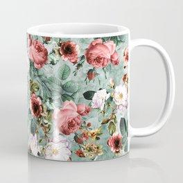 Rpe Seamless Floral Pattern I Coffee Mug
