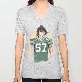 Harry is Packers AF Unisex V-Neck
