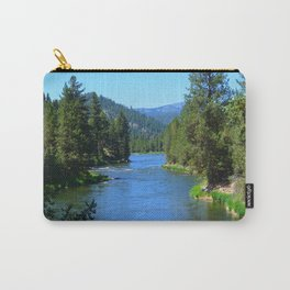 Payette River Scene ~ II Carry-All Pouch