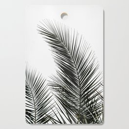 Palm Leaves Cutting Board