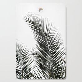 Palm Leaves Cutting Board