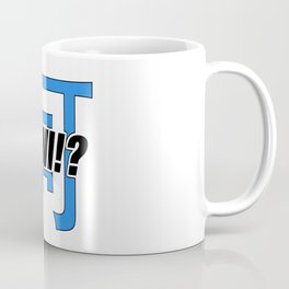 NANI!? Coffee Mug