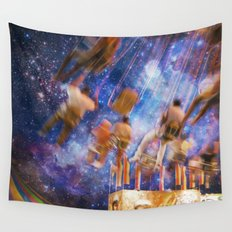 Shakers and Makers Wall Tapestry
