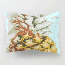 Summer Pineapple Pillow Sham
