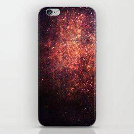 Cosmic twinkle iPhone Skin