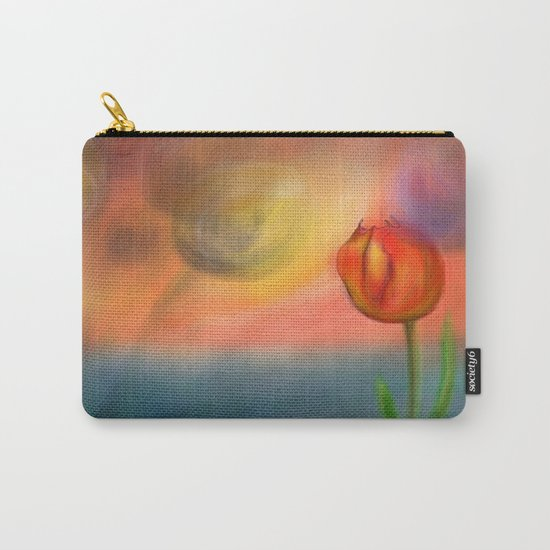 Echos of Lillies Carry-All Pouch