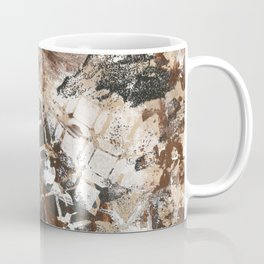 Neutral Abstract Painting Coffee Mug