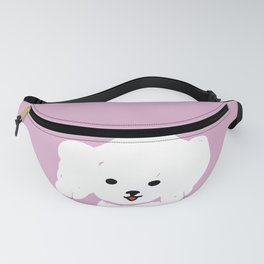 Snow pup Fanny Pack
