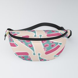 Pink Pizza Fanny Pack