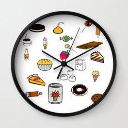I'm made of sugar Wall Clock